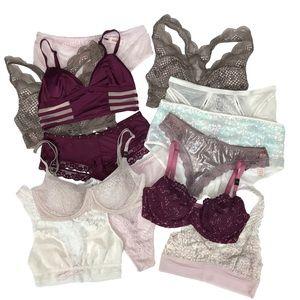 Victoria's Secret Bra Panty Lot